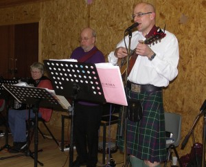 Aurora Ceilidh Band